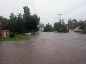 Flood June 13, 2008
