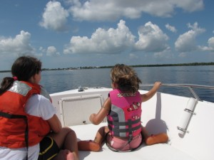 To Upper Captiva